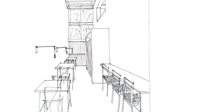 ウズナオムオム 駒込 カフェ