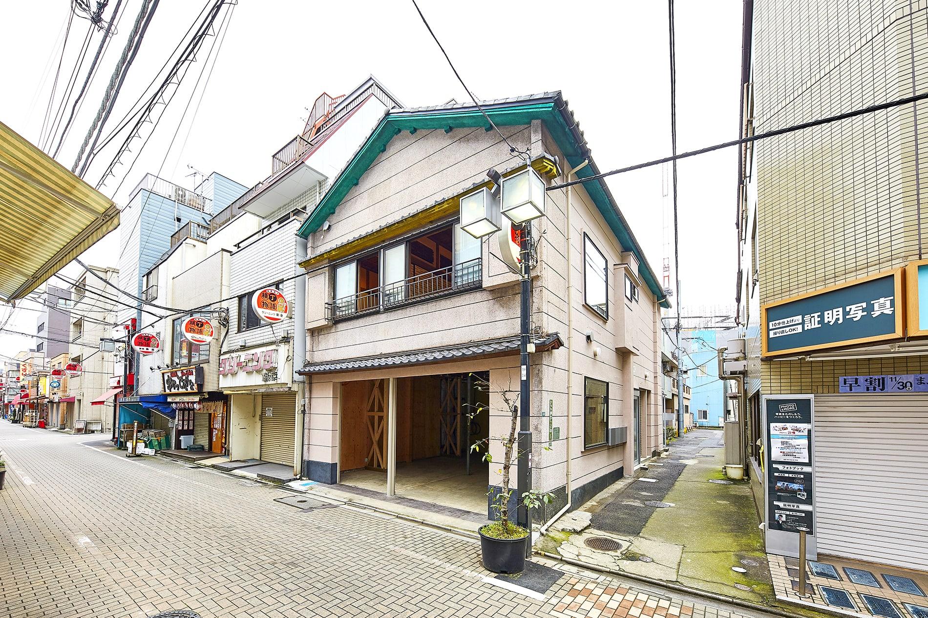 江戸川橋の「小日向31番地」