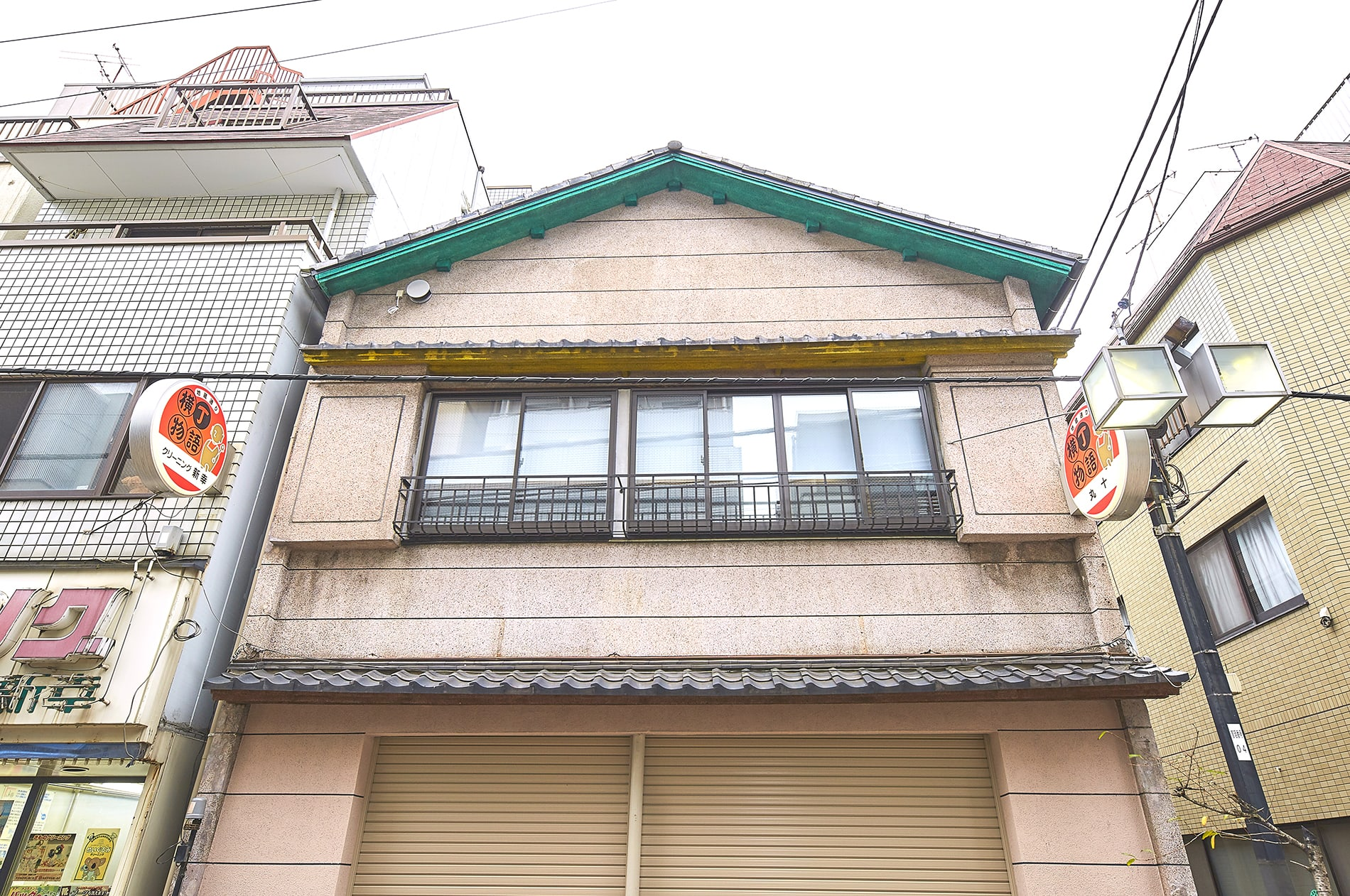 小日向31番地 / 江戸川橋 01 ミナトジムショ